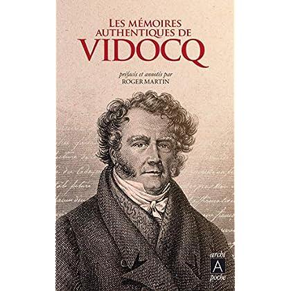 Les mémoires authentiques de Vidocq