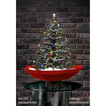 lekeez tm new xmas weihnachten schnee baum mit. Black Bedroom Furniture Sets. Home Design Ideas