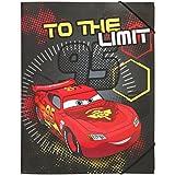 Undercover caim0300–Disney Pixar Cars–Carpeta (cierre mediante goma, A4