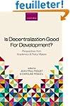 Is Decentralization Good For Developm...