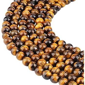 fil d/'enfilage pour collier de perles oeil de tigre