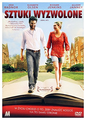 Liberal Arts [DVD] [Region 2] (English audio) by Josh Radnor