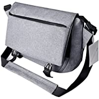 luyada multifunzione borsa Messenger borsa a tracolla Laptop Bag Satchel Borsa per laptop da 14