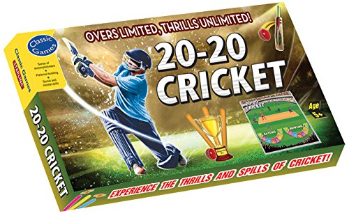 Sterling 20 - 20 Cricket, Multi Color