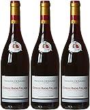 PASQUIER DESVIGNES Vin Rouge Côtes du Rhône Villages AOP 2015 ...
