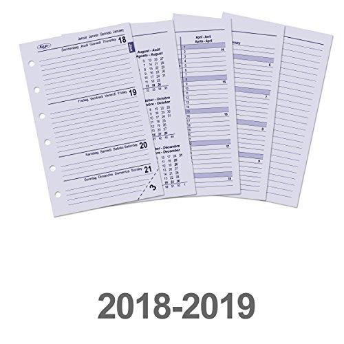6235 KALPA B7 Pocket Filler Deutsch | Französisch | Italienisch | Englisch 2017 + 2018