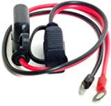 Bosch C35AC0 Quick Connect Cable Harness for C3 Battery Charger with Built-in Fuse