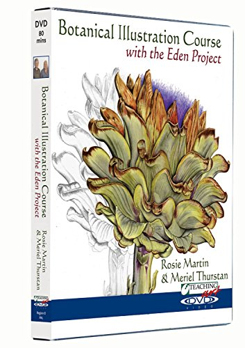 botanical-illustration-course-with-the-eden-project-dvd-with-rosie-martin-meriel-thurstan