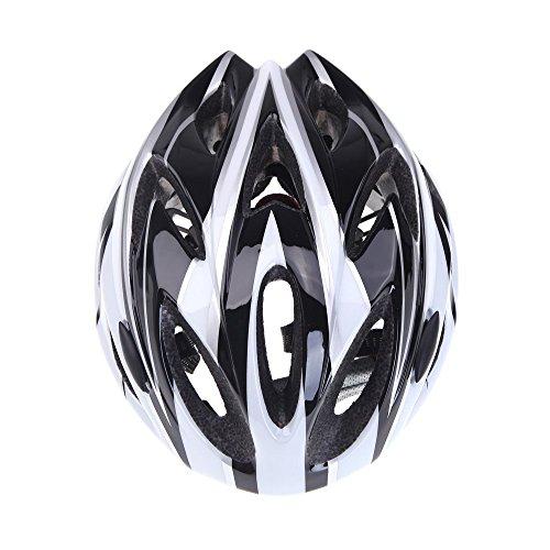 Casco de bicicleta - SODIAL(R) [Circunferencia de cabeza: 54 ~ 64cm] E