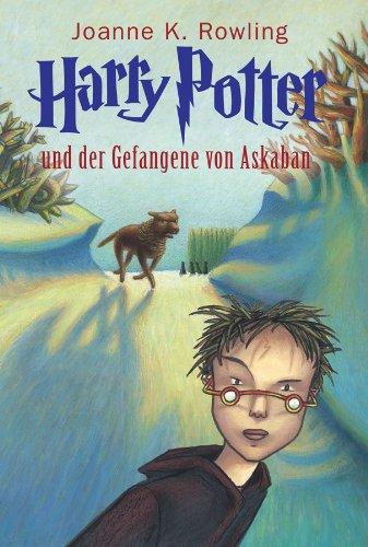 Buchseite und Rezensionen zu 'Harry Potter und der Gefangene von Askaban (Buch 3)' von Joanne K. Rowling