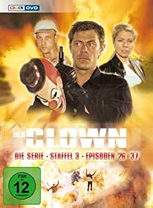 Der Clown - Die Serie, Staffel 3 (3 DVDs) [Import anglais]