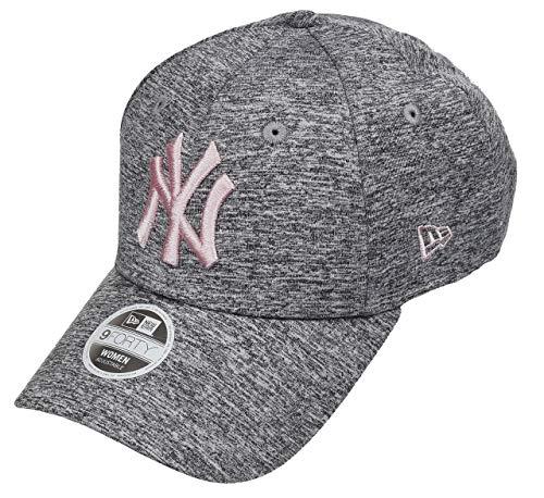 New Era New York Yankees MLB Cap New Era 9forty Damen Verstellbar Grau Rosa - One-Size