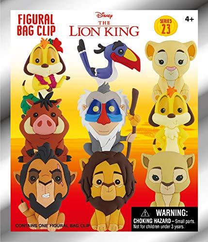 f3028fd61a ClickDistribution UK Lion King 3D Foam Collectible Bag Clip in Blind Bag
