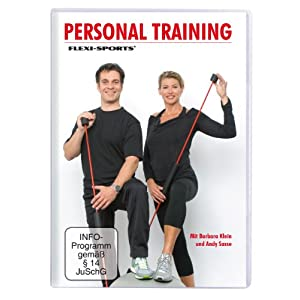 FLEXI-BAR® DVD Personal Training, mehrfarbig, 1697