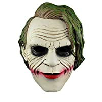DLLL Joker Batman Dark Knight Resin Replica Movie Theme Cosplay Mask For Party,Collection