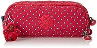 Kipling - GITROY - Large Pen Case - Pink Summer Pop - (Print)