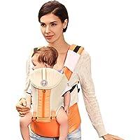 ZG posteriore a Baby Baby Back sgabello tracolla/stagioni stile/multifunzione vita sgabello ORANGE-ALL