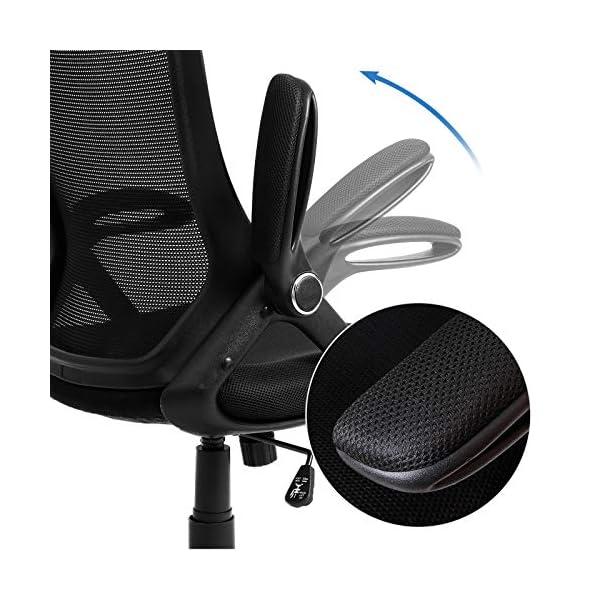 silla escritorio ruedas obn51bk