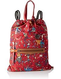 piero guidi Backpack, Zaino Donna, 43.0x33.0x2.0 cm (W x H x L)