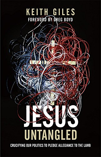 jesus-untangled-crucifying-our-politics-to-pledge-allegiance-to-the-lamb