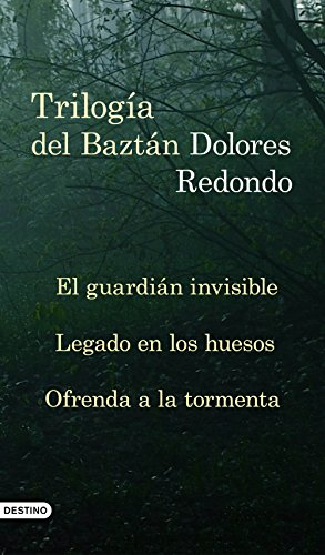 Trilogía del Baztán (pack) (volumen independiente)