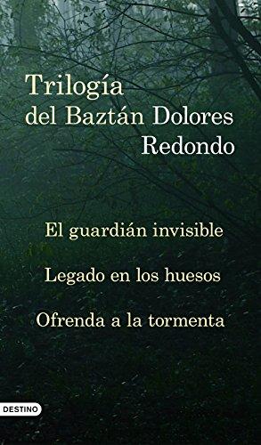 Trilogía del Baztán (pack) por Dolores Redondo