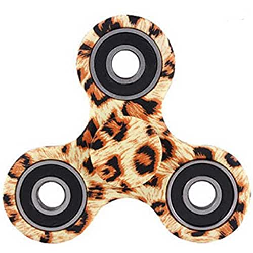 fidget spinner el nuevo juguete de moda Tri Fidget Hand Spinner Toy Stress Reducer High Speed Ceramic Bearing Fidget Toy Can Continue to Rotate for 2-4 minutes - Perfect For Anxiety Adult Children (7)