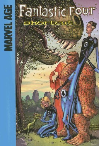 Shortcut (Fantastic Four) by Parker, Jeff (2006) Library Binding