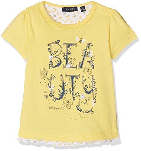 Blue Seven Baby-Mädchen RH T-Shirt, Elfenbein (Korn 123), 80 8 Korn