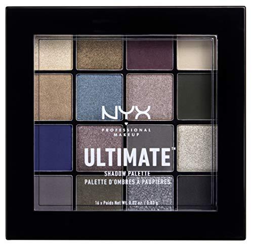 NYX Professional Makeup Paleta de sombra de ojos Ultimate Shadow Palette