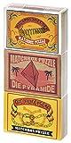 Moses 92084 - Prof Puzzle Matchbox Triple Set Sprungfeder
