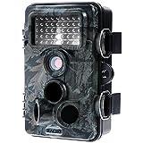 Zacro Wildkamera 12MP Bildauflösung 1080P Full HD-Video Tierbeobachtungskamera 2