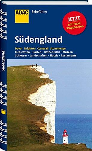 ADAC Reiseführer Südengland: Dover Brighton Cornwall Stonehenge (Brighton Garten)