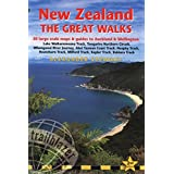 New Zealand - The Great Walks: Includes Auckland & Wellington City Guides (Trailblazer the Great Walks) by Alexander Der Stewart (2009-10-14)