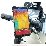 BuyBits Addons - Supporto da montare al carrello portamazze da golf, per Samsung Galaxy Note 3