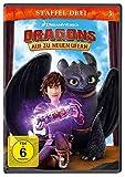 Dragons - Auf zu neuen Ufern - Staffel 3 [4 DVDs]