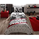 Star Wars único/doble 100% algodón ropa de cama colcha/edredón de Set 3pcs
