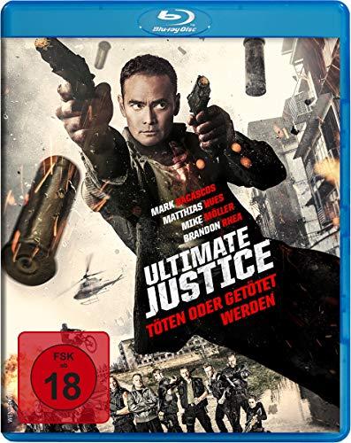 Ultimate Justice - Töten oder getötet werden [Blu-ray]