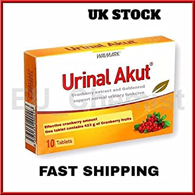URINAL AKUT-Cranberry Extract-CYSTITIS, INFECTION OF URINARY TRACT N10 WALMARK from WALMARK