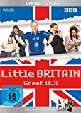 Little Britain - Great Box - Limited Edition mit Fan-Postkarten [8 DVDs]