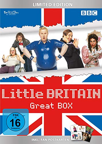 Little Britain - Great Box (Limited Edition, 8 Discs)