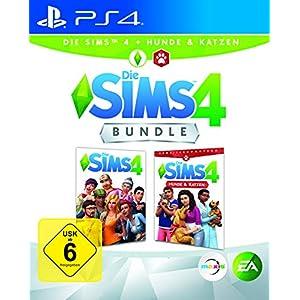 Die Sims 4 – Hunde & Katzen Bundle – [PlayStation 4]