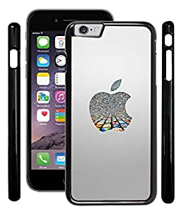 Crazymonk Premium Digital Printed Back Cover For Apple I Phone 6
