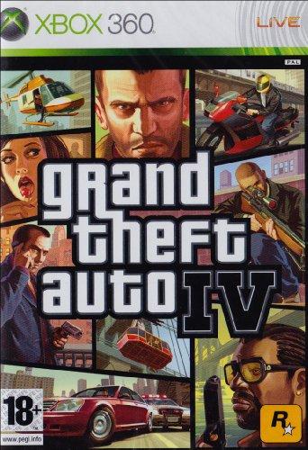 Take 2 Grand Theft Auto IV (UK)