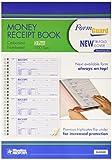 Rediform formguard Geld Rechnung Buch, 7x 17,8cm, 4x 100Quittungen (8l808r)