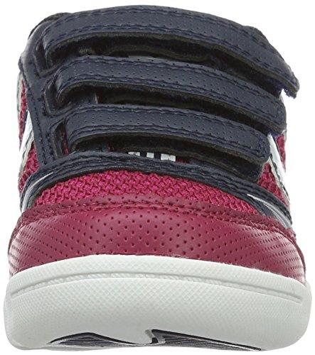 Hummel Root, Chaussures de Fitness Mixte Enfant Rouge (Sangria)