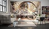 'Komar 027de dvd4Star Wars Papier peint photo non tissé de'Star Wars tanktro Opéra, Taille 400x 250cm (Largeur x hauteur), 4Chemins, avec colle, multicolore