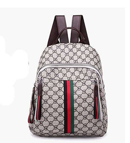 Bella-laptop-tasche (HAOYUXIANG Weiblicher Rucksack koreanische Version Mode Retro-Licht Old Belle Plaine Tasche Student Tasche Taschen)