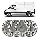 40,6cm Mercedes Sprinter/VW Crafter/VW T5Radnabe Gap Feinbau-Set (4Stück) 01/05