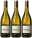 QUINSON France Burgundy Vin Les Abbatiales Macon Blanc Villages 2014 ...